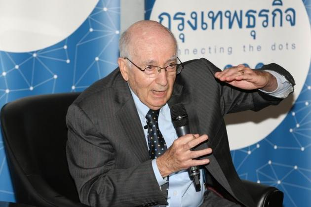 philip kotler visiting thailand Visit our improved website economy thailand turns to 'thaksinomics' acolyte hiroshi a book entitled the marketing of nations with philip kotler.